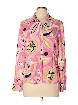 A Line Long Sleeve Blouse Size 10