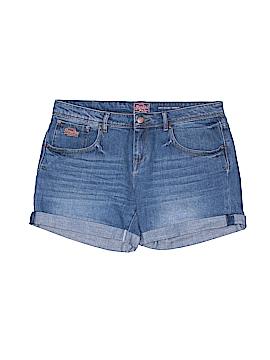 Superdry Denim Shorts 30 Waist