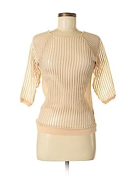 Hi-Line 3/4 Sleeve Blouse Size XS