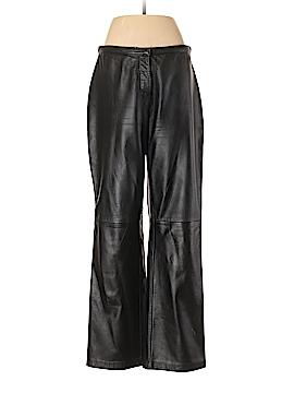 Croft & Barrow Leather Pants Size 12