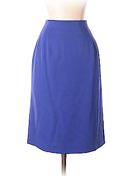 Classiques Entier Wool Skirt Size 8