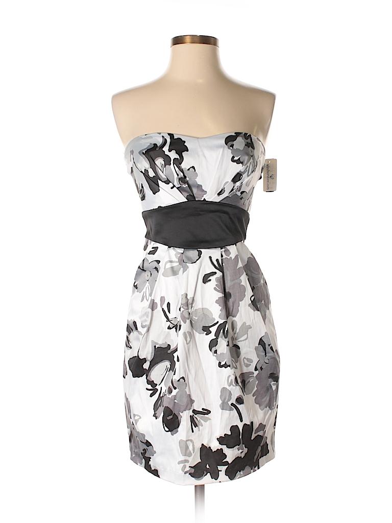 1866f7c60908 Windsor Floral Black Casual Dress Size 5 - 94% off | thredUP