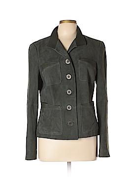 W by Worth Leather Jacket Size 12