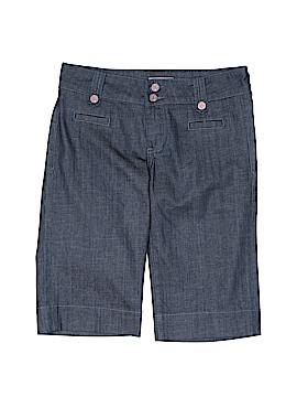 See Thru Soul Denim Shorts 27 Waist