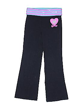 Justice Yoga Pants Size 7