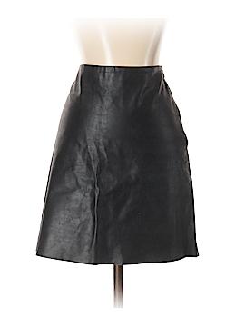 KORS Michael Kors Leather Skirt Size 4