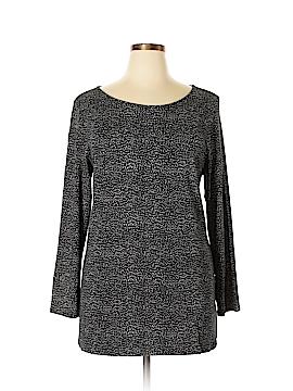 J.jill Long Sleeve Top Size XL