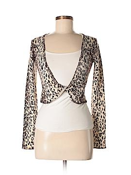 Classiques Entier Silk Pullover Sweater Size S