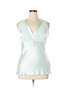 Hilton Hollis Sleeveless Silk Top Size 10