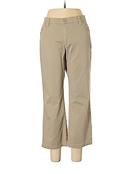 Lee Khakis Size 10 (Petite)