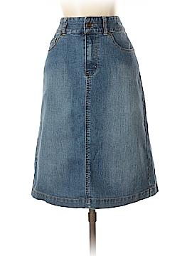 Bay Studio Denim Skirt Size 6