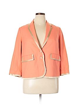 Robert Rodriguez Silk Blazer Size 12