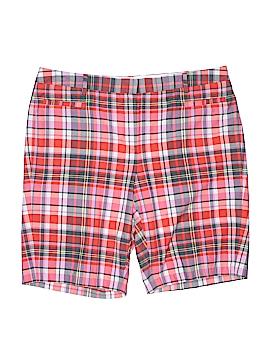 Lands' End Khaki Shorts Size 16 (Tall)