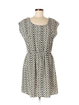 A. Byer Casual Dress Size L (Plus)