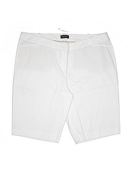 Talbots Khaki Shorts Size 20 (Plus)