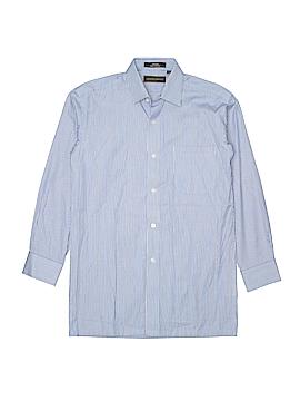 Joseph Abboud Long Sleeve Button-Down Shirt Size 12