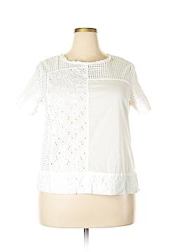 Stylus Short Sleeve Blouse Size XL
