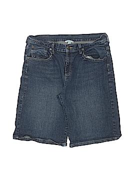 Garnet Hill Denim Shorts Size 10