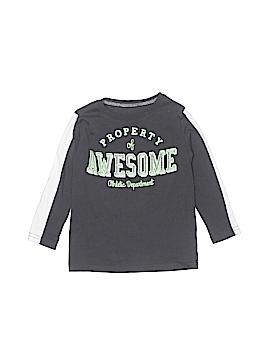 Jumping Beans Long Sleeve T-Shirt Size 3T