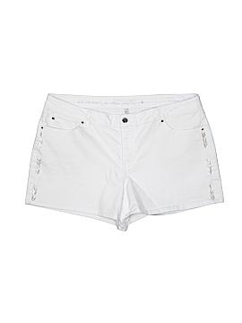 Jennifer Lopez Denim Shorts Size 16