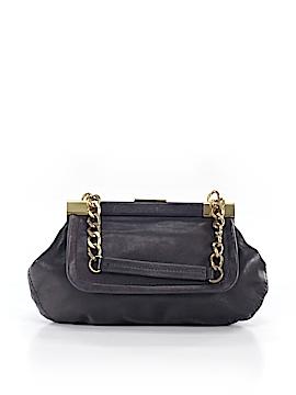 Cynthia Rowley Leather Clutch One Size