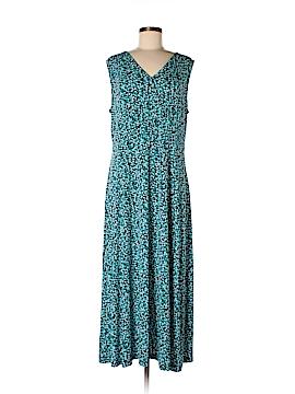 Croft & Barrow Casual Dress Size L