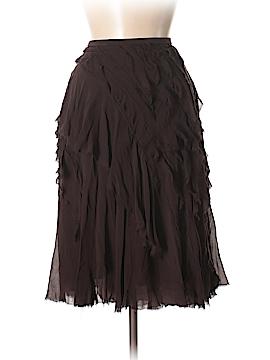 DKNY Silk Skirt Size 6