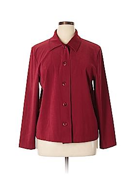 Briggs New York Long Sleeve Button-Down Shirt Size 1X (Plus)