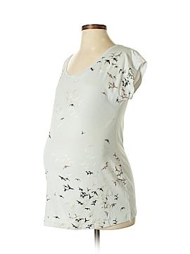 Gap - Maternity Short Sleeve T-Shirt Size S (Maternity)