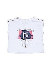 Little Marc Jacobs Girls Sleeveless T-Shirt Size 2