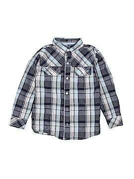 Company 81 Long Sleeve Button-Down Shirt Size 7