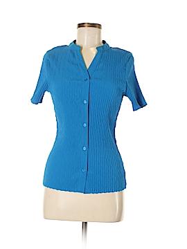 Laura Scott Short Sleeve Top Size M