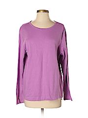 Blair Women Long Sleeve T-Shirt Size L