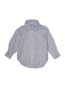 Baby Gap Long Sleeve Button-Down Shirt Size 4