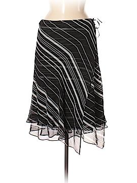 Alfani Silk Skirt Size 8 (Petite)