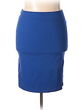 Linda Matthews Casual Skirt Size L