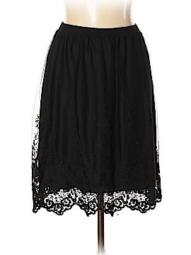 Velvet Casual Skirt Size M