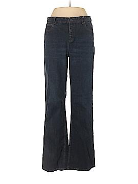 Geoffrey Beene Sport Jeans Size 10