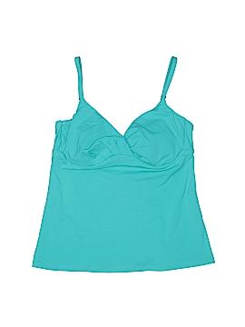 Perry Ellis Swimsuit Top Size M