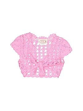 Pink Vanilla Shrug Size 6X