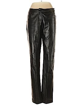 Tommy Hilfiger Leather Pants Size 8