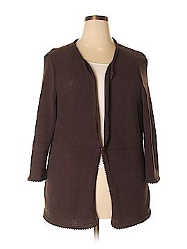 Pendleton Cardigan Size 2X (Plus)
