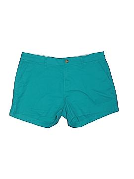 Olivia Moon Khaki Shorts Size 6