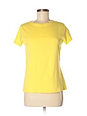 St. John's Bay Women Short Sleeve T-Shirt Size M (Petite)