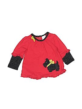 Nursery Rhyme 3/4 Sleeve Top Size 12 mo
