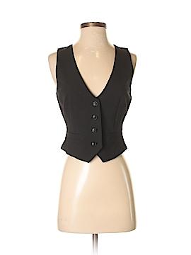 Express Design Studio Tuxedo Vest Size 4