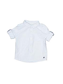 Zara Baby Long Sleeve Button-Down Shirt Size 6 - 9