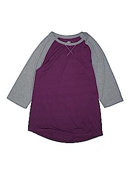 Athletic Works 3/4 Sleeve T-Shirt Size 12 - 14