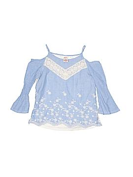 Arizona Jean Company Long Sleeve Blouse Size 14