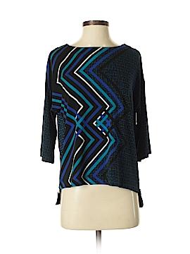 Rafaella 3/4 Sleeve Blouse Size S (Petite)